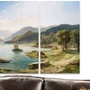 Single- or Multi-Panel Landscape Art Print on Canvas