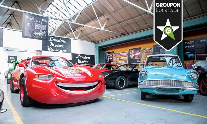 London Motor Museum tickets