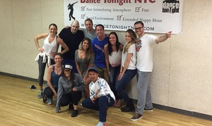 Dance Tonight NYC: Up to 55% Off Hip Hop Dance Classes at Dance Tonight NYC