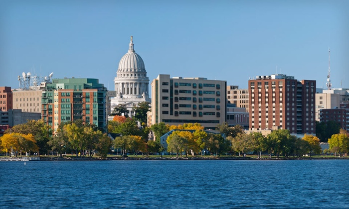 Cambria Suites - Madison: One- or Two-Night Stay at Cambria Suites in Madison, WI