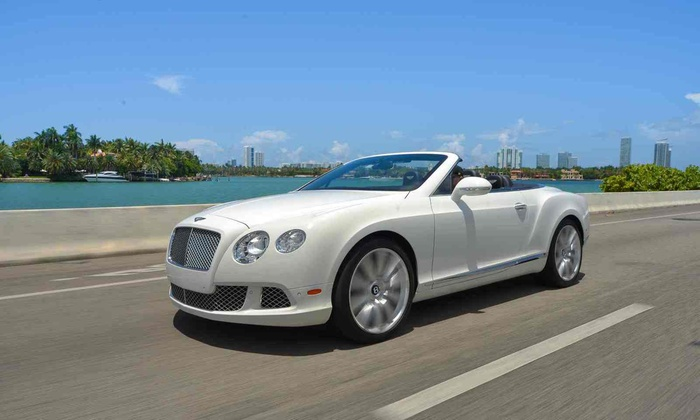 Prime Exotic Rentals - Edgewater: $549 for $999 Worth of Luxury Cars — Prime Exotic Rentals