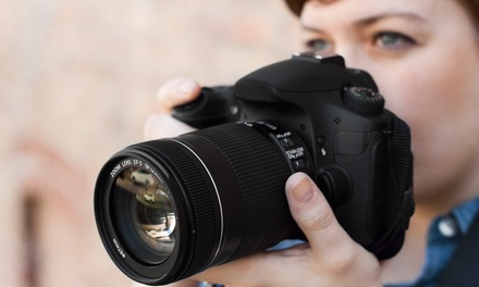 Digital-Photography Workshop for One or Two (Up to 55% Off)