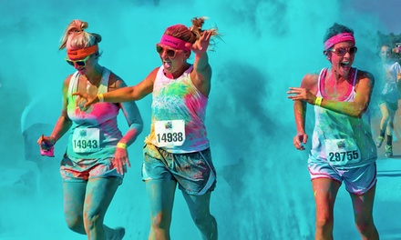 5K Registration from The Colorful 5K on Sunday, June 21st (Up to 50% Off).