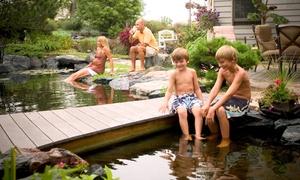 True Pump & Equipment: Pond Equipment at True Pump & Equipment (50% Off). Two Options Available.