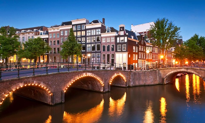 how to go from amsterdam to paris