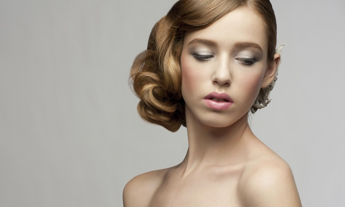 Inspire By Christina - Dallas: Up to 63% Off Wedding Make Up Application at Inspire By Christina