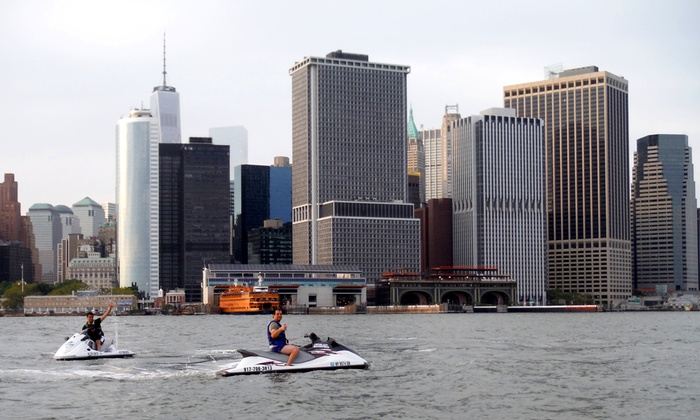 Empire City Water Sports - New York CIty: Jet Ski Tours and Rentals from Empire City Watersports (Up to 55% Off)