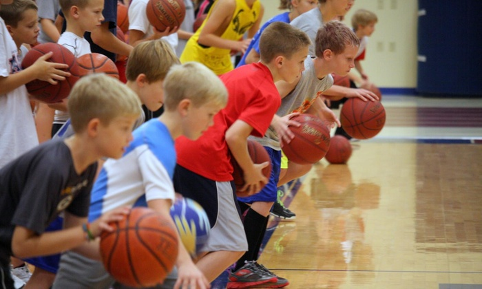 OC Rain Basketball - East Anaheim Gym: $75 for $150 Worth of Basketball Camp at OC Rain Basketball