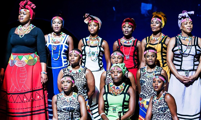 """""""Africa Umoja"""" - Rialto Center for the Arts: """"Africa Umoja"""" at Rialto Center for the Arts, November 25–30 (Up to 50% Off)"""