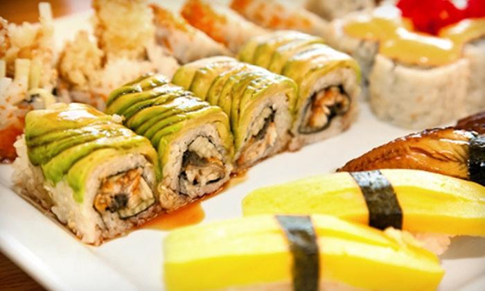 Kosher Sushi NY - Midtown Center: $25 Worth of Kosher-Friendly Sushi
