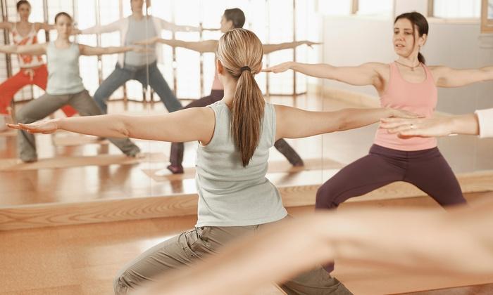 Agni Yoga - Agni Yoga: 10 or 20 Yoga Classes or Three Months of Unlimited Classes at Agni Yoga (Up to 67% Off)