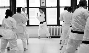 Shorinji Kempo: One or Two Months of Martial Arts Classes at Shorinji Kempo (Up to 62% Off)
