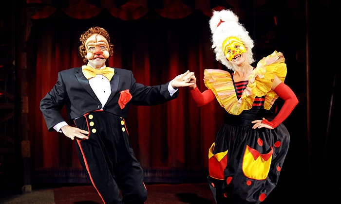 Big Apple Circus- On Stage - The Music Hall: Big Apple Circus- On Stage at The Music Hall on Saturday, July 25 at 4 p.m. (Up to 26% Off)