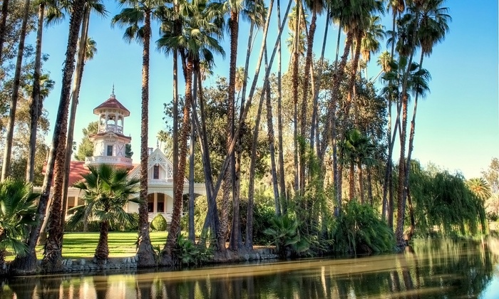 Los Angeles County Arboretum & Botanic Garden - Los Angeles County Arboretum and Botanic Garden: One-Year New Member Memberships to Los Angeles County Arboretum & Botanic Garden in Arcadia (Up to 50% Off)