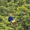 56% Off an Adventure Package with Ziplining