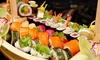 Sushi-Catering für 10 Personen