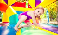 Ingresso al parco divertimenti per 2 o 4 bambini da Baby Luna Park (sconto fino a 63%)