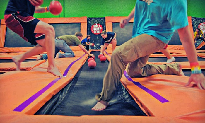 Adrenaline City - Lubbock: All-Access Indoor-Family-Fun-Center Outing for One, Two, or Four at Adrenaline City (Up to 58% Off)
