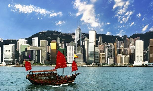 Hong Kong: SIA Return Flights 1