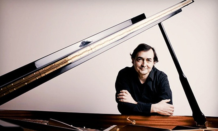 """Pierre-Laurent Aimard's """"The Liszt Project"""" - Upper West Side: The Liszt Project Piano Concert at Lincoln Center (Up to 51% Off). Three Options Available."""