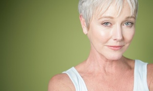 Classic Beauty : Up to 59% Off Anti-Aging Facial Package at Classic Beauty