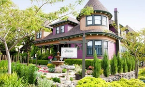 1- Or 2-night Stay With Wine-tasting Passes For Two At Vintage Towers Bed & Breakfast Inn In Cloverdale, Ca