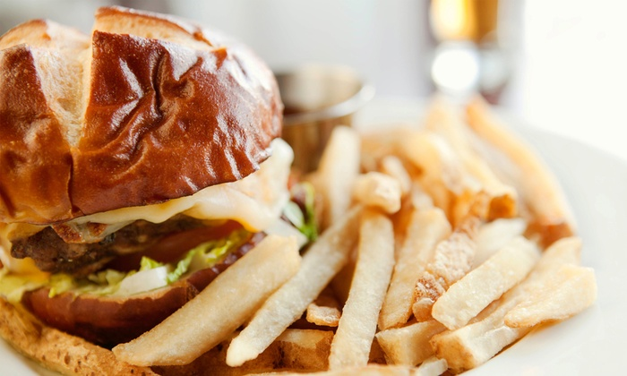 Legends Pub & Grill - Pioneer: Sports-Bar Cuisine and Drinks at Legends Pub & Grill (45% Off). Two Options Available.