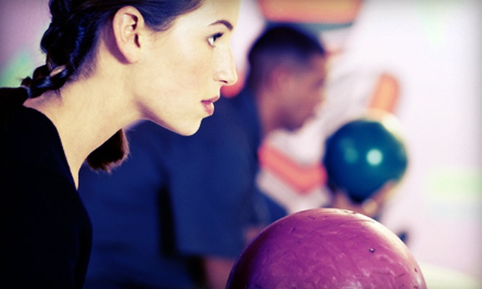 Lisle Lanes - Lisle: Two Hours of Bowling with Shoes Sunday–Thursday or Friday–Saturday for Up to Four at Lisle Lanes (Half Off)