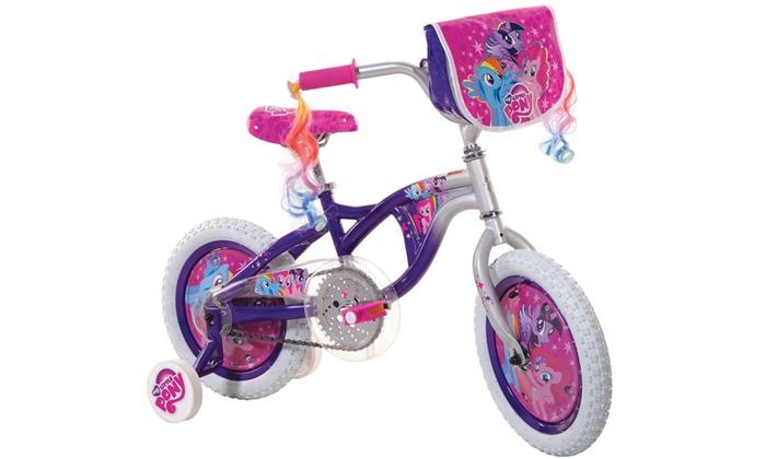 Dynacraft My Little Pony Kids Bike Groupon