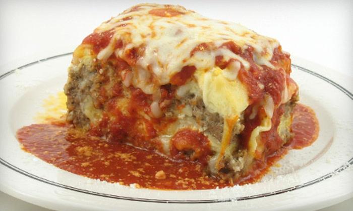 La Bottega Mangia Bene - Great Neck: Italian Dinner Fare at La Bottega Mangia Bene in Great Neck (Up to 51% Off). Two Options Available.