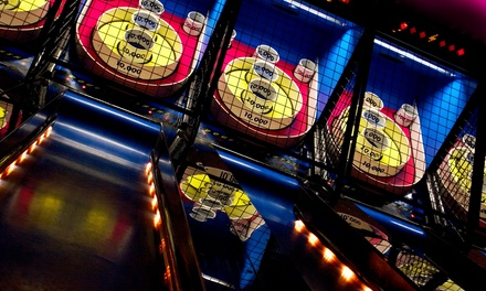 Bowling Package for Four or Party Package at Nickel City Fun Center (Up to 52% Off). Choose from Four Options.