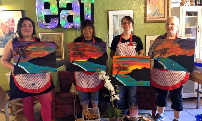 Hands On Art Studio And Camp - Bradenton: $24 for $45 Groupon — Hands On Art Studio
