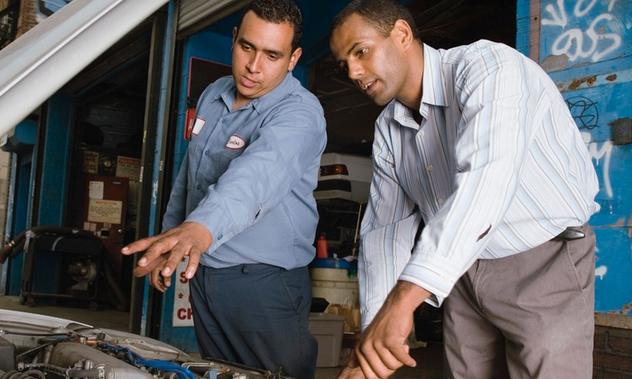 Automotion Auto Repair - Mesa: $28 for $50 Worth of Auto Maintenance and Repair at Automotion Auto Repair