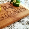 Up to 53% Off Personalized Bamboo Cutting Boards