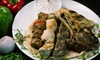 Kabob Bazaar - VA - Multiple Locations: Persian Dinner Cuisine for Two or More or Four or More at Kabob Bazaar (Half Off)