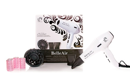 Le Angelique BelleAir Blow-Dryer and Styling Kit