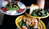 Espana Tapas House - Kilbourn Town: $39 for Meal for Two with Six Tapas and Two Glasses of Sangria at España Tapas House (Up to $88 Value)