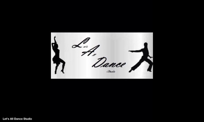 Let's All Dance Studio - Let's All Dance Studio: Up to 50% Off Salsa Classes at Let's All Dance Studio