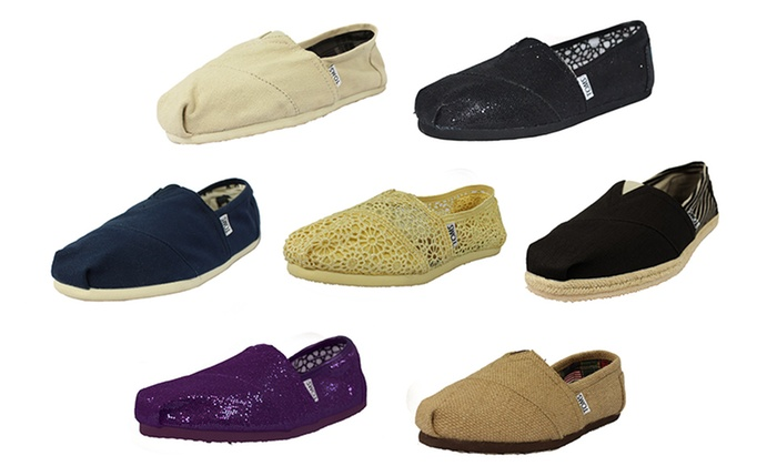 7dfa1dd66cc TOMS Shoes for Men Or Women