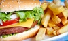 B&J's Family Restaurant And Lounge - Amber Hills: American Meal for Two or $10 for $20 Worth of Breakfast Food at B&J's Family Restaurant and Lounge in Syracuse