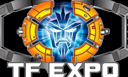 $12 for Single-Day Admission for One Adult or One Child to Transformers Expo August 15 at TFExpo ($20 Value)