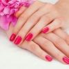 Manicure hybrydowy z pielęgnacją
