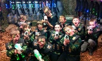 One or Two Games of Laser Tag for Two at Laser Kombat (Up to 58% Off)