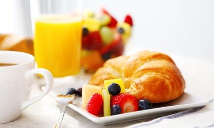 Schlemmer-Etagere mit Crémant oder Orangensaft für 2 oder 4 Personen im Erlebnis-Restaurant Wilde Matilde (51% sparen*)
