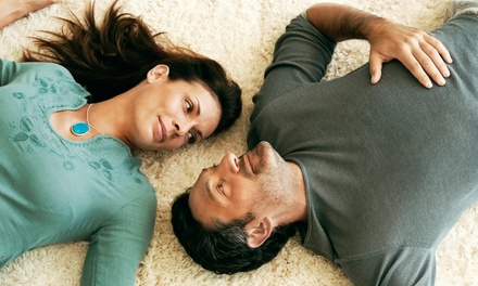 $69 for Dry-Extraction Carpet Cleaning for Three Rooms from Interior Dry Cleaning Systems, LLC (Up to $288 Value)