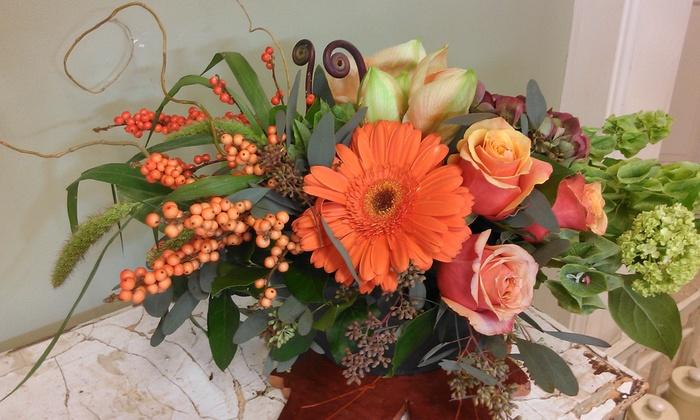Ladybug Florist - Oxford: $41 for $75 Worth of Gift Baskets — Ladybug Florist