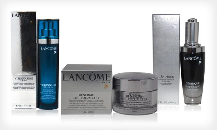 Lancôme Anti-Aging Skincare: Lancôme Rénergie Lift, Visionnaire, or Génifique Anti-Aging Skincare (Up to 46% Off)