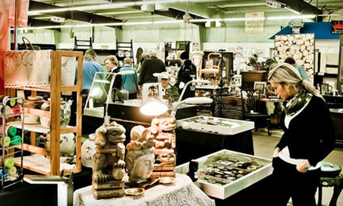 International Collectibles & Antiques Shows - Piedmont Triad: Spring or Fall Antique Show or Monthly Show for Two from International Collectibles & Antiques Shows (Up to Half Off)