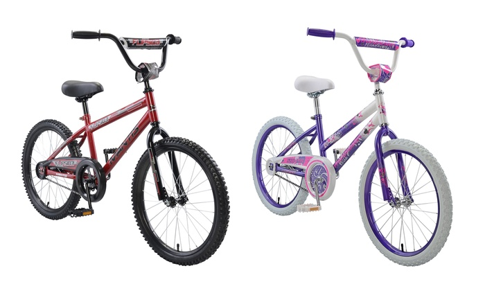 """Manis Flipside or Heartbreaker Kids' Bicycle with 12"""" Frame"""