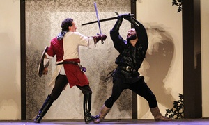 "Ohio Shakespeare Festival Presents ""King Henry V"": Ohio Shakespeare Festival's ""King Henry V"" at Stan Hywet Hall and Gardens, August 2–16 (Up to 50% Off)"